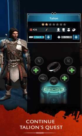 Game RPG HD Android Middle-earth Shadow of War APK