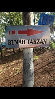 perjalanan wisata ke desa mawangi di kandangan kalimantan selatan