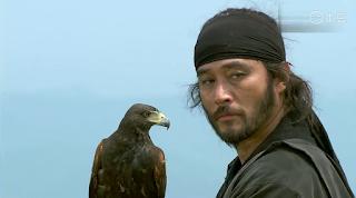 Choi Min Soo in Warrior Baek Dong Soo