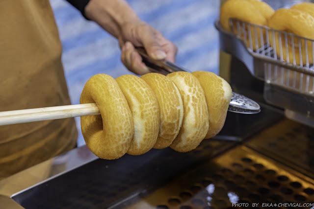 MG 1949 - 熱血採訪│六月小米甜甜圈,市場內的清新小攤車,吃得到少見的鹹鹹圈,更有深夜限定的炙燒甜甜圈!