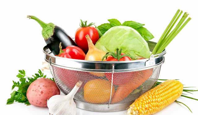 Vegetables Basket Food HD Wallpapers