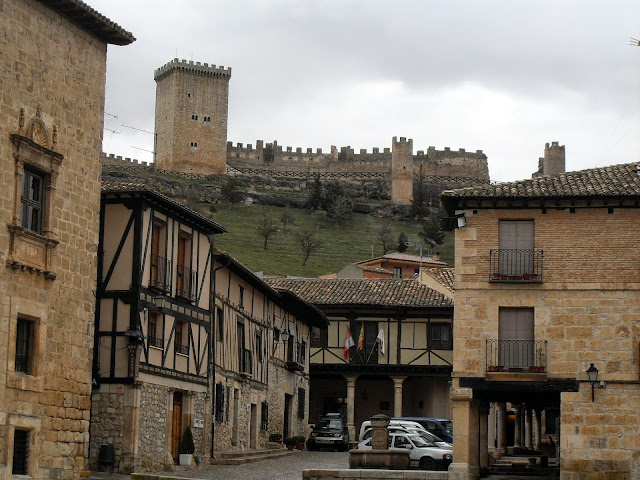 Peñaranda del Duero en Burgos