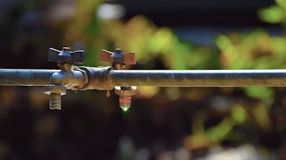Torneiras - A Cobrança do uso de Recursos Hídricos na Lei 9.433/97