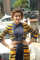 Taapsee Pannu looks super cute at United colors of Benetton standalone store launch at Banjara Hills ~  Exclusive Celebrities Galleries 074.JPG