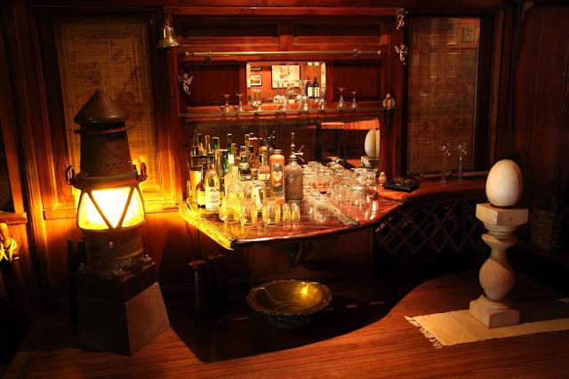 Bar Decoración