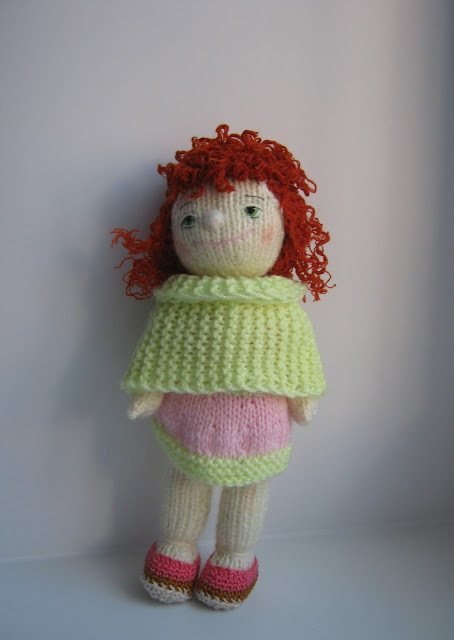 #knitted#doll#needles#
