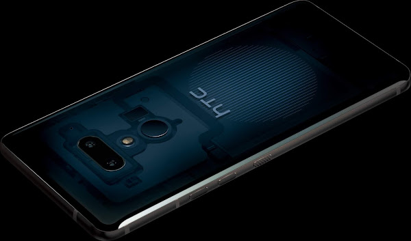 HTC U12+ see through design