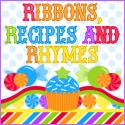 Ribbons, recipes and Rhymes