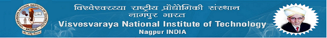 Naukri Vacancy Recruitment VNIT Nagpur