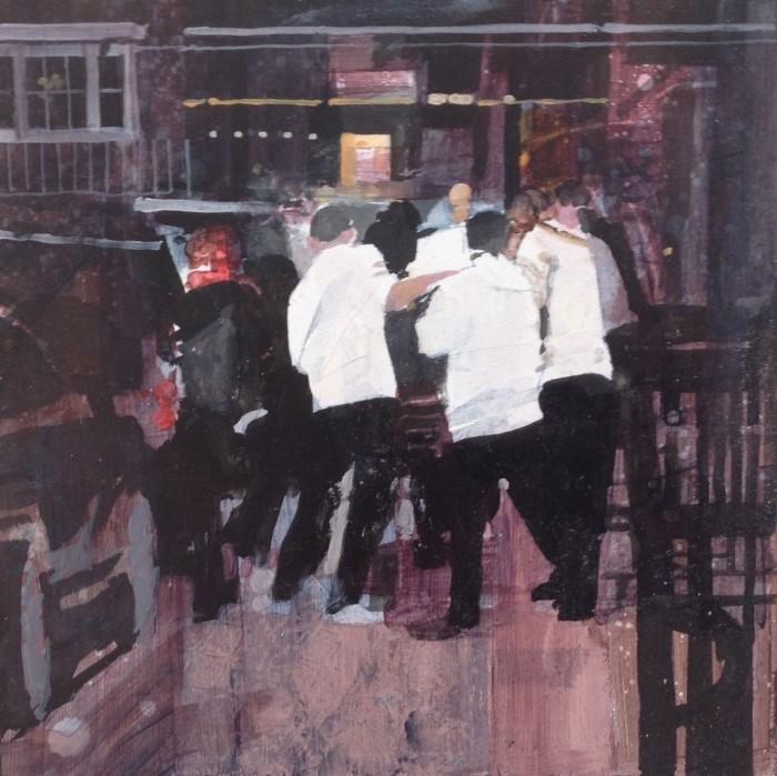 Современный реализм. Британский художник. Julian Sutherland-Beatson
