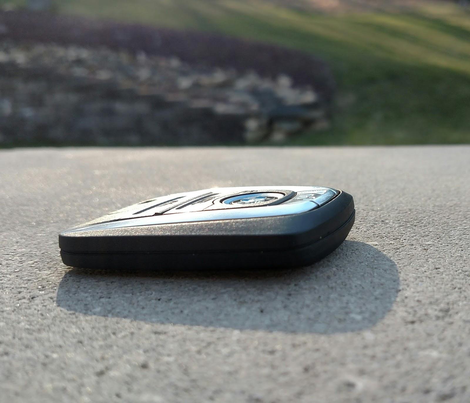 The Electric BMW i3: BMW i3 Key Fob Fail