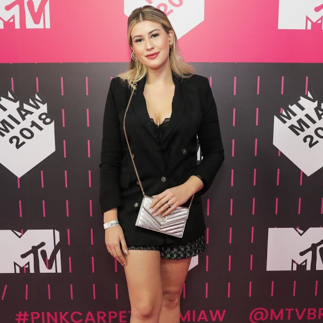 Os looks do MTV Miaw 2018