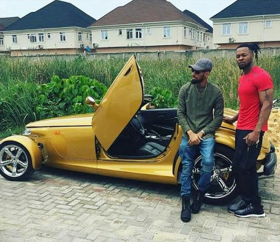 Top Superior State Cars Of World Leaders: Flavour Flaunts His Sleek Car Again!!!