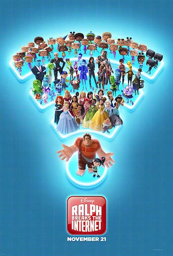 Ralph Breaks the Internet 2018 Dual Audio Hindi English BluRay720p 480p Movie Download