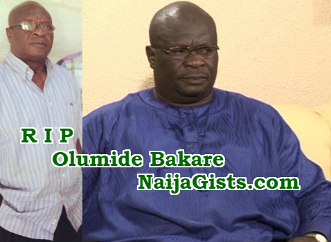Image result for olumide bakare naijagists