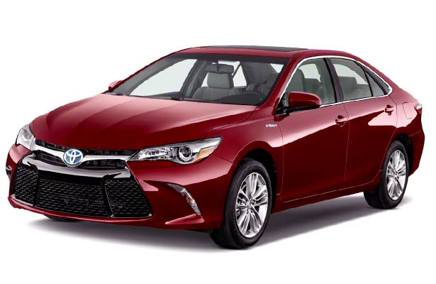 2018 Toyota Camry Hybrid Sedan Review | Toyota Camry Review