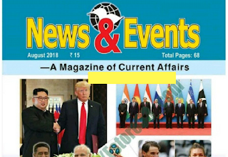 News and Events Magazine August 2018 PDF