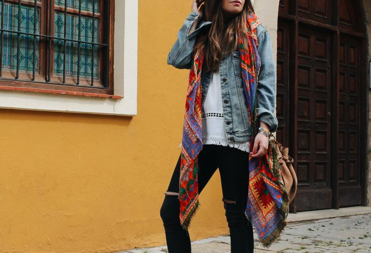 look de entretiempo blog de moda