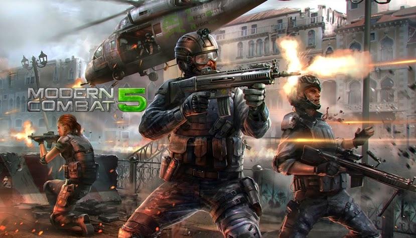 Modern combat 1 apk data full | Modern Combat 3 APK + OBB v1