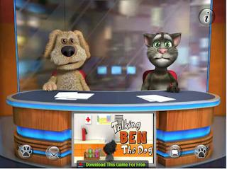 تحميل لعبة القط المتكلم للاندرويد