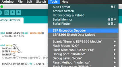 Demo 38: How to decode error/exception