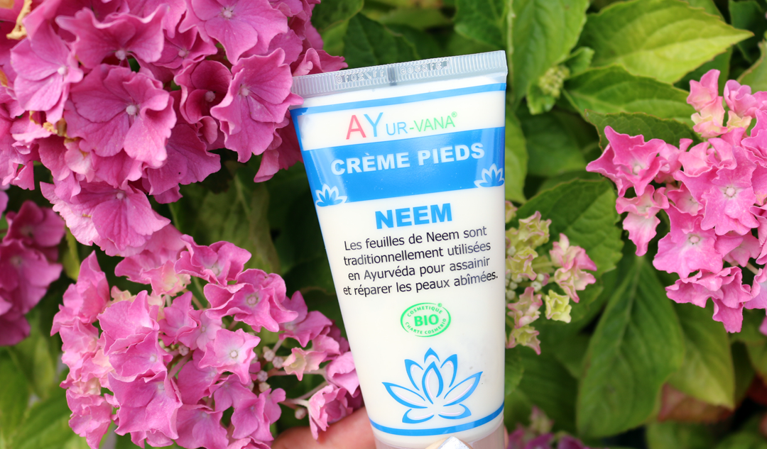 AYur-vana Neem Foot Cream