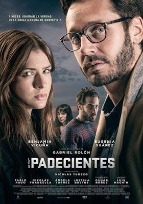 Los Padecientes [2017] [DVDR R4][Latino]