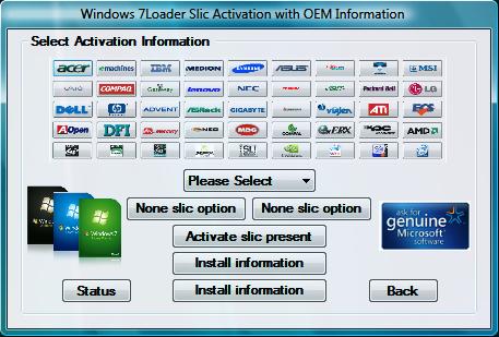 windows 7 not genuine crack free download