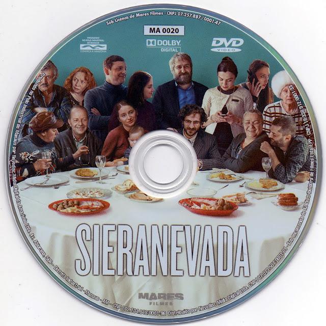 Label DVD Sieranevada (Oficial)