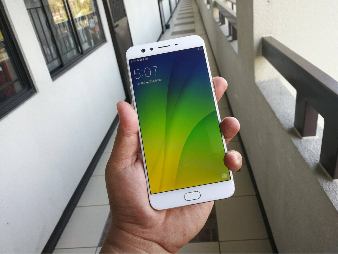 OPPO F3 Plus Review; Doble Vista
