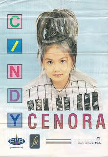cindy cenora album kekecilan www.sampulkasetanak.blogspot.co.id