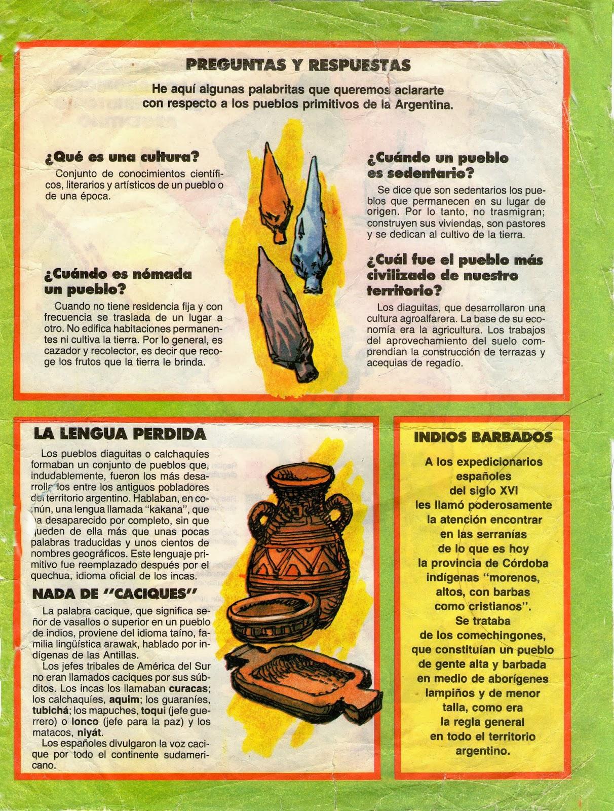 Hace Los Deberes Pueblos Originarios 7