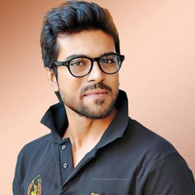 Ram Charan New Look For Sukumar Movie