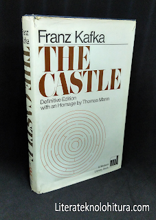 franz kafka the castle front cover modern library 388