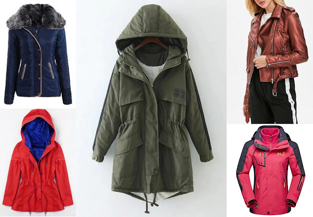 rosegal jackets