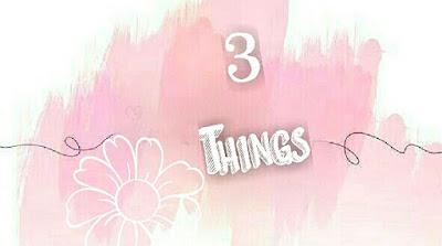 3 things , livros ,auto -estima