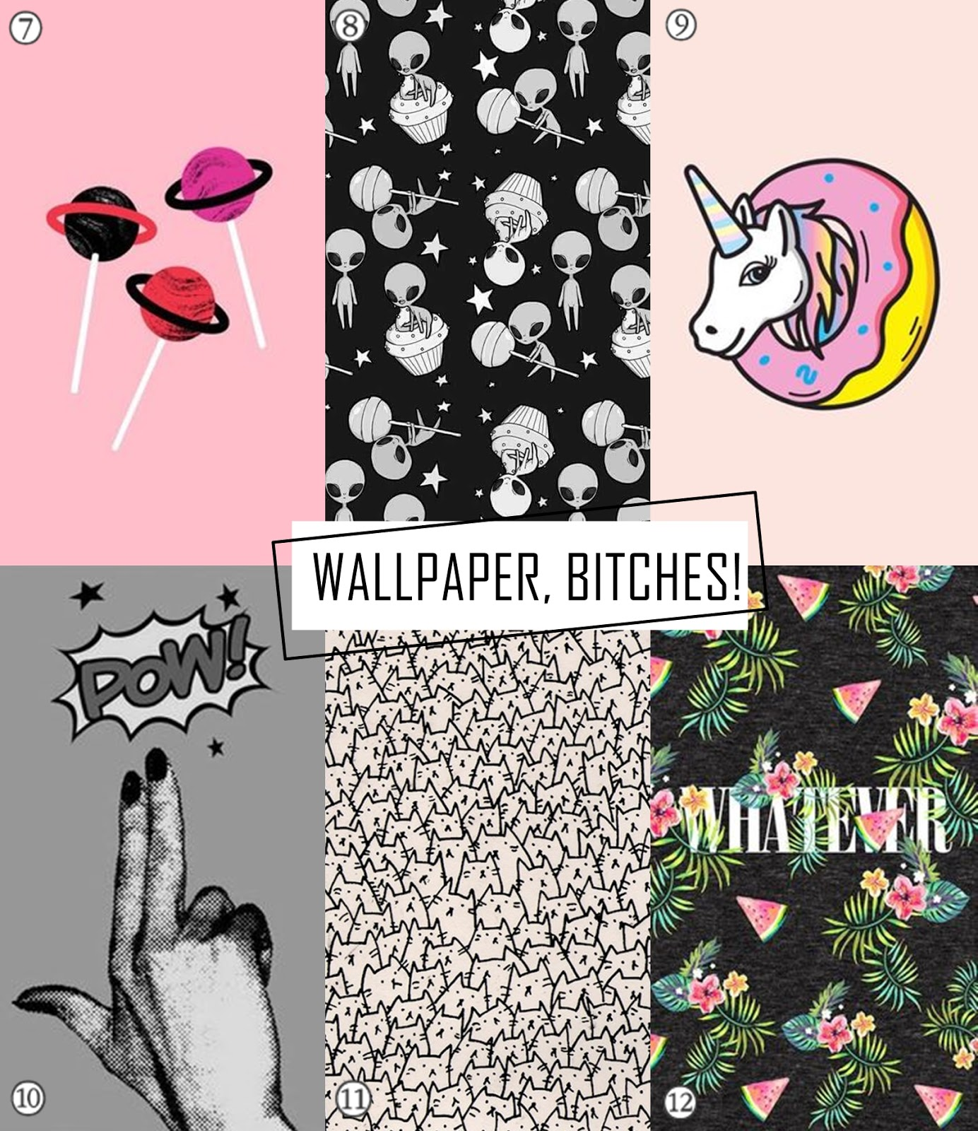 WALLPAPER PARA DOWNLOAD, BITCHES | BLOG CONFIDENT