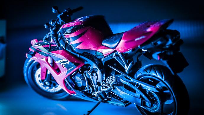 Wallpaper: Honda CBR Motorcycle