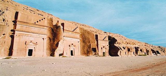 قصة نبي الله صالح والعذاب الذي وقع على قوم ثمود