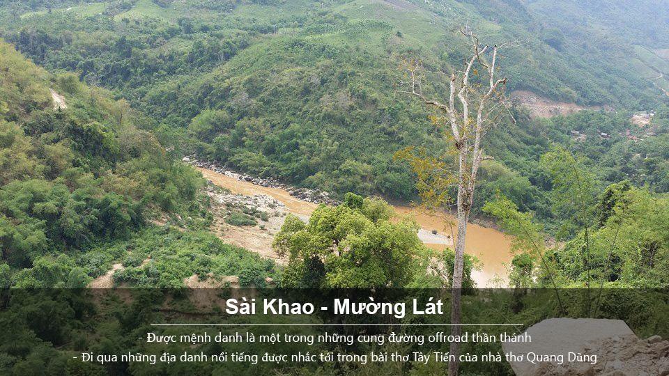 Sài Khao - Mường Lát