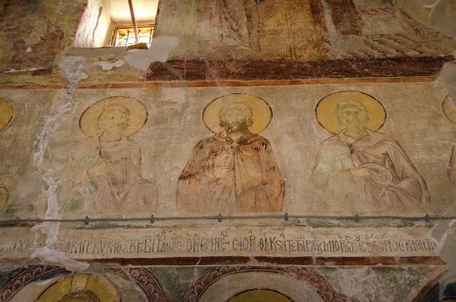 Sv. Nikola (St. Nicholas) Monastery, village Manastir, Mariovo