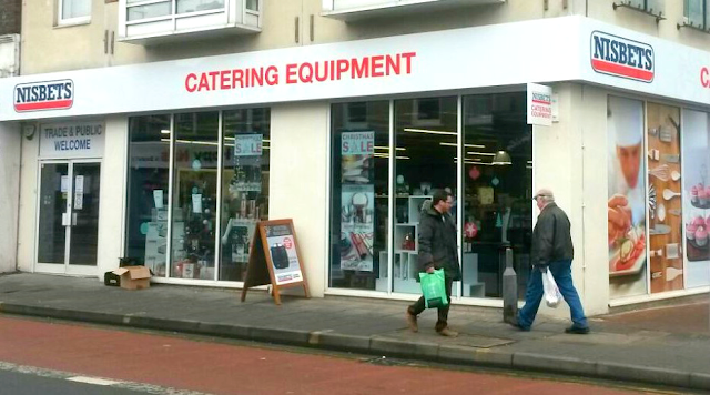 Nisbets Catering Equipment & Supplies Kingston