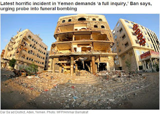US, UK Seeking to Cover Up Saudi Crimes in Yemen