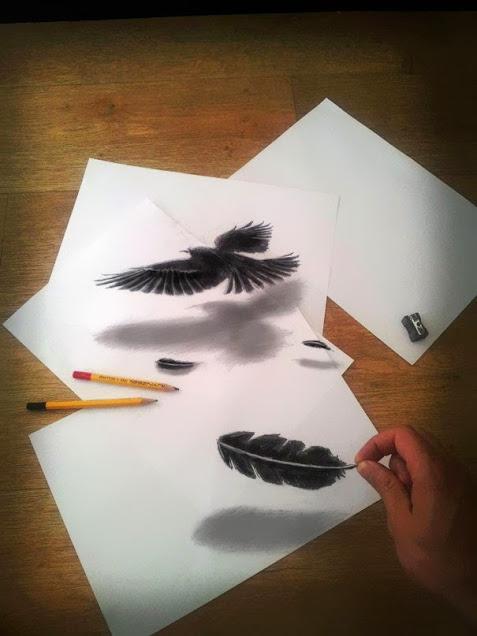 crtezi olovkom fotografije