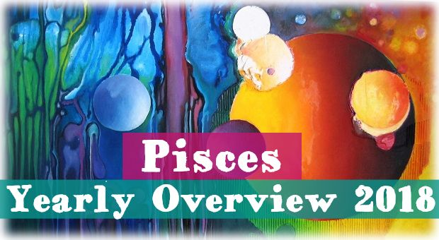 Pisces Yearly Overview 2019