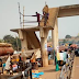 "See The Death Trap Of A Pedestrian Bridge In Enugu""- Concerned Fb User Cries Out"