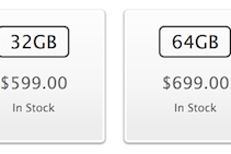 iPad 128 GB Versi Baru Telah Tersedia Secara Online
