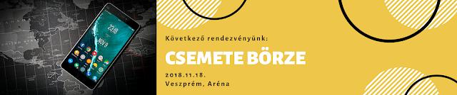 Következő rendezvényünk - Csemete börze