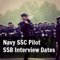 Indian Navy SSC (Pilot) SSB Interview Dates December 2013