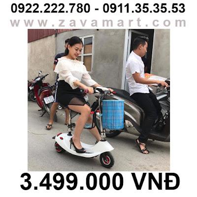 Mua xe điện mini Scooter chính hãng giá rẻ ở đâu?